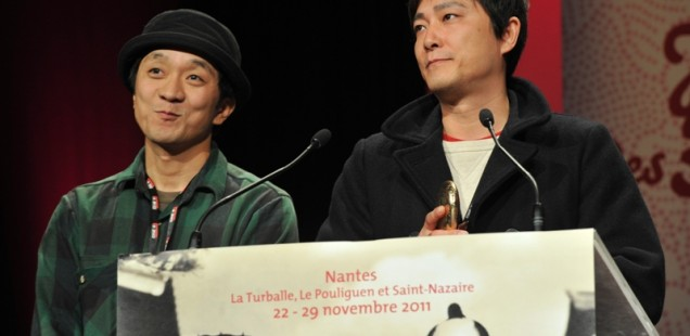"KUZOKU got prize Grand Prix ""Golden Montgolfiere"" in The 33rd Festival of the Three Continents!"